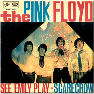 The Pink Floyd See Emily Play Scarecrow