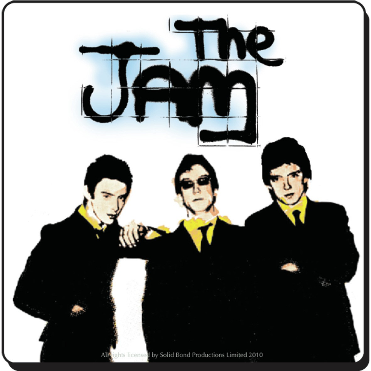 The Jam In The City Drinks Mat Coaster Hb