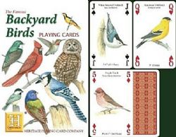 hpc Animals of North America set of 52 playing cards jokers