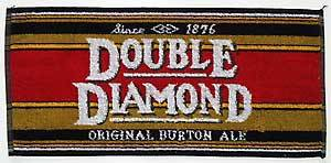 Double Diamond Bar Towel   525mm x 250mm   (pp)