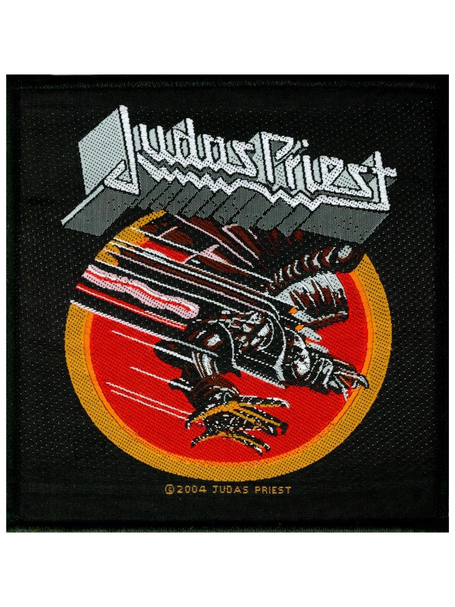 Judas Priest Screaming For Vengeance Sew On Cloth Patch 150mm X